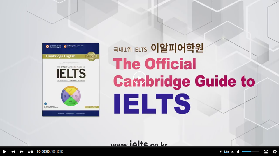 Cambridge Guide to IELTS