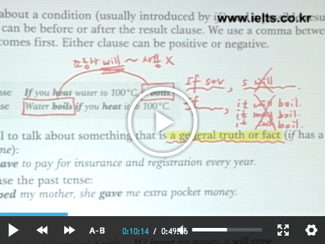 Grammar for IELTS 샘플강좌